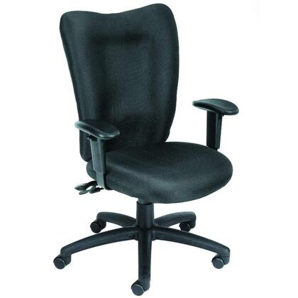"Boss B2007BK 32"" Adjustable Contemporary Office Chair"
