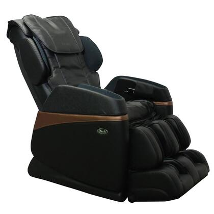 Osaki OS-3700 Massage Chair with Arm Air Massagers, 4 Manual Massage Modes and Dual Massages, Foot Roller Massage and Heat on Lumbar in