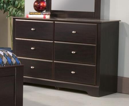 Sandberg 51306 Mason Series Wood Dresser
