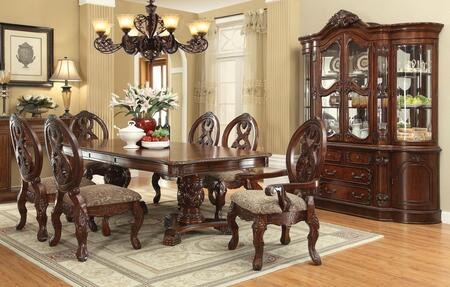 Acme Furniture Rovledo 8 PC Set