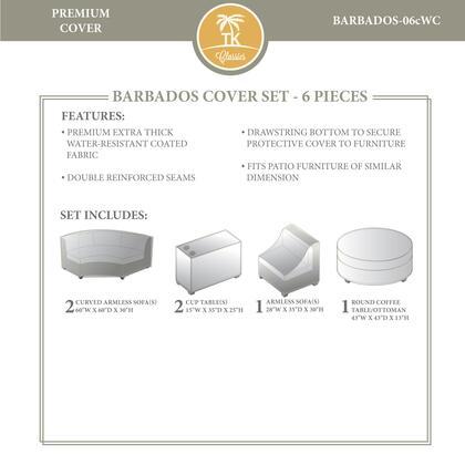 BARBADOS 06cWC
