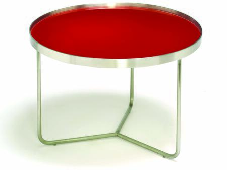 Tag 370041 Contemporary Round End Table