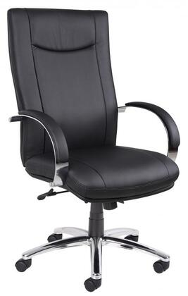 "Boss AELE72CBK 27"" Contemporary Office Chair"