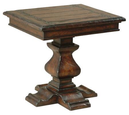 Ambella 00270900001 Aspen Series Traditional Rectangular End Table