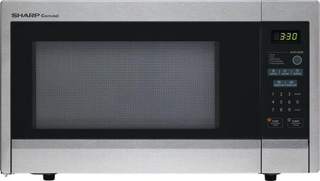 Sharp R331ZS Countertop Microwave |Appliances Connection