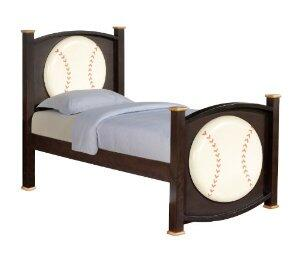 Acme Furniture 11980F All Star Series  Full Size Panel Bed