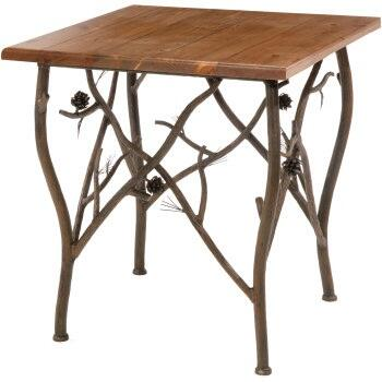 Stone County Ironworks 904079DPN  End Table