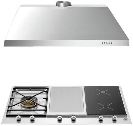 Bertazzoni 708236 Professional Kitchen Appliance Packages