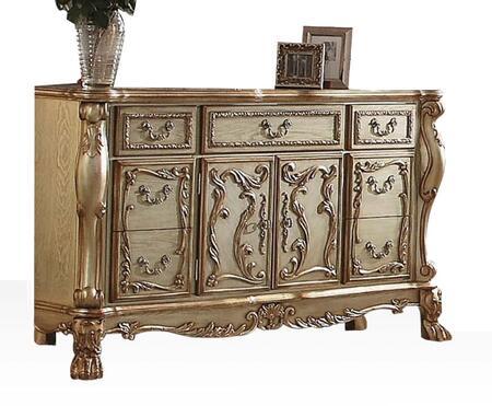 Acme Furniture 23165 Dresden Series Wood Dresser