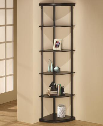 Coaster 800279 Bookcases Series  5 Shelves Bookcase