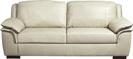 Signature Design by Ashley 1520438 Islebrook Series  Leather Sofa