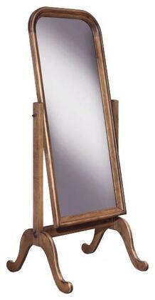 Durham 112195AG Vineyard Creek Series Rectangular Portrait Floor Mirror