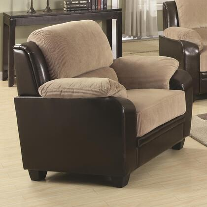 Coaster 502613 Monika Series Fabric with Wood Frame in Beige