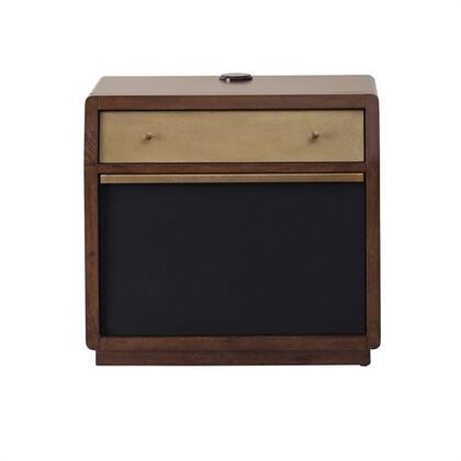 Pulaski 403141 Modern Harmony Series Rectangular Wood Night Stand