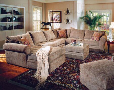 Coaster 501001  Stationary Fabric Sofa