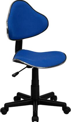 "Flash Furniture BT699BLUEGG 19.5"" Contemporary Office Chair"