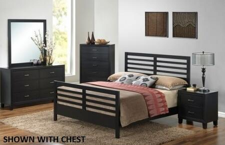 Glory Furniture G1250CFB2DMTV G1250 Full Bedroom Sets