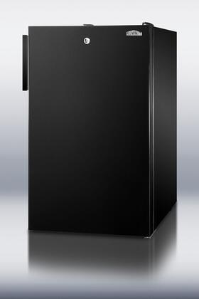 "Summit SWC525LBIDS7 19.94"" Wine Cooler, in Black"