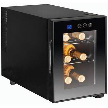 "Haier HVTM06ABS 9.9"" Wine Cooler"