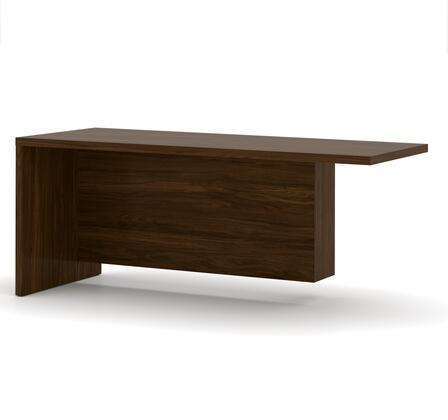 Bestar furniture 1208101130 modern standard office desk for Houzz pro account cost