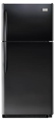 Frigidaire FGUI1849LE  Refrigerator with 18.2 cu. ft. Capacity in Black