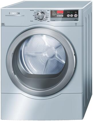 Bosch WTVC853PUC  Gas Dryer, in Chrome