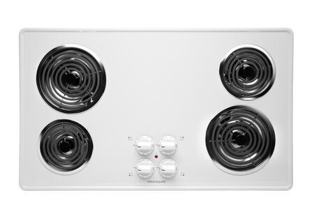 "Frigidaire FFEC3605LW 36"" Electric Cooktop"