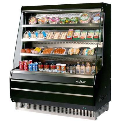 Turbo Air TOM50MBSF  Freestanding Refrigerator