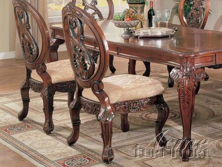 Acme Furniture 09952 Versailles Series Traditional  Dining Room Chair