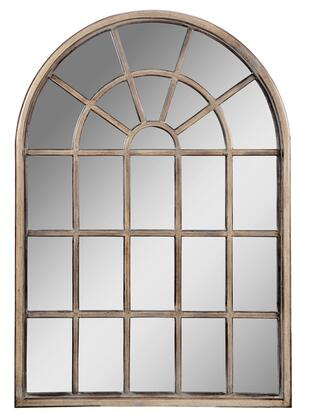 Stein World 47649 Cathedral Series Arched Portrait Wall Mirror