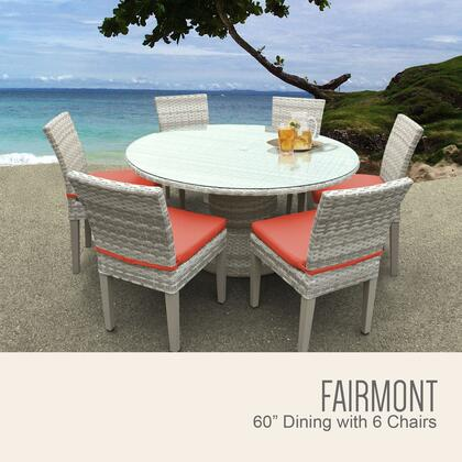 FAIRMONT 60 KIT 6C TANGERINE