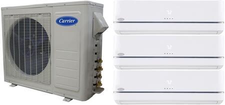Carrier 701089 Performance Triple-Zone Mini Split Air Condit