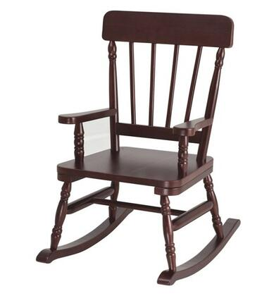 Levels of Discovery RAB00052  Armless  Wood Frame Rocking Chair