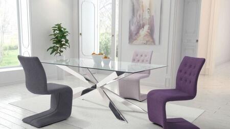 Zuo 100349KIT1 Rize Dining Room Sets