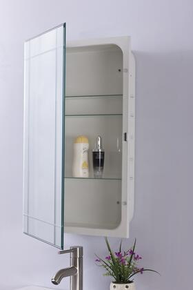 Bellaterra Home 80828X Mirrored Medicine Cabinet