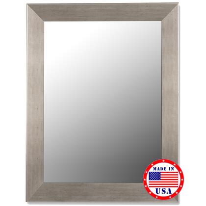 Hitchcock Butterfield 33230x Cameo X x X Mirror in Baroni Silver Grande
