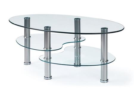 Global Furniture USA T664C Modern Table