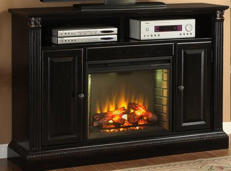Legends Furniture ZEH1900 Hathaway Series  Fireplace