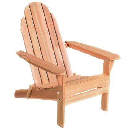All Things Cedar FA20U  Cedar Frame  Patio Arm Chair