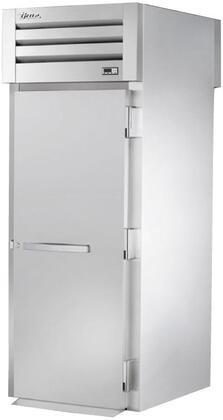 True STG1RRT Spec Series Roll-Thru Refrigerator with 37 Cu. Ft. Capacity, Incandescent Lighting, 134A Refrigerant, and Solid Front and Rear Swing-Doors