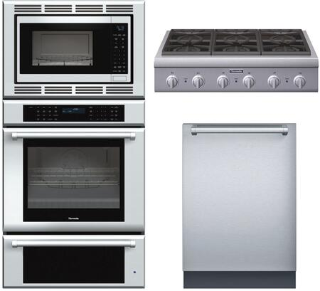 Thermador 694917 Masterpiece Kitchen Appliance Packages