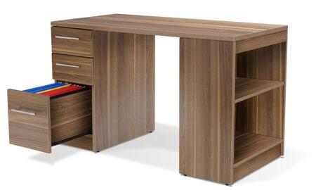 "Unique Furniture 14724 47"" Computer Student Writing Desk"