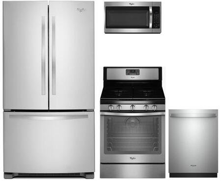 Whirlpool 767458 Kitchen Appliance Packages