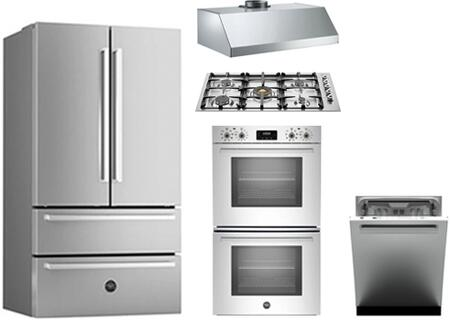 Bertazzoni 768364 Professional Kitchen Appliance Packages
