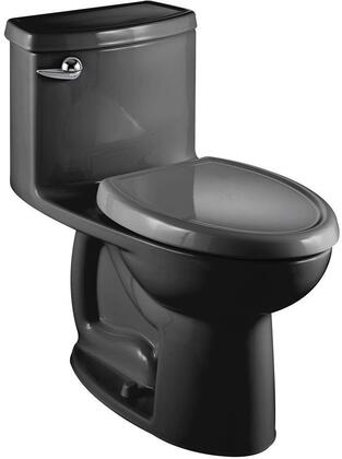 American Standard Compact Cadet3 Flowise 1 Pc Toilet Blk be5af505 dc01 48f4 8804 10f6f8e8ca2a