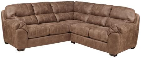 """Jackson Furniture Grant Collection 4453-62-42- 102"""" 2-Piece Sectional with Left Arm Facing Section with Corner and Right Arm Facing Loveseat in"""