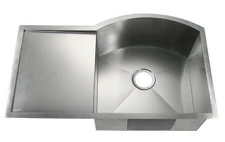 C-Tech-I LI2200DBD Kitchen Sink