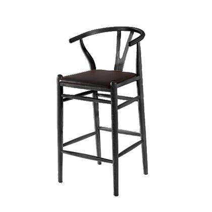 Fine Mod Imports FMI10030 Woodstring Bar Stool Chair In (Two Chairs Per Box)