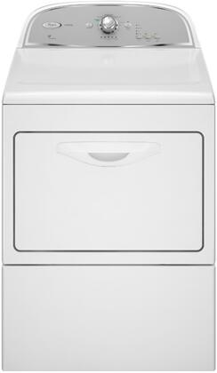 Whirlpool WED5500XW Electric Cabrio Series Electric Dryer