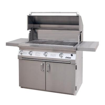 Solaire SOLIRBQ42C All Refrigerator Liquid Propane Grill |Appliances Connection